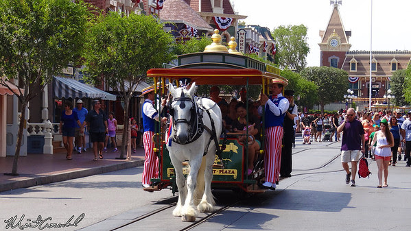 Disneyland Resort, Disneyland, Main Street U.S.A., Dapper Dans
