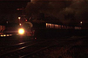 English: A Ghost Train RPSI 3