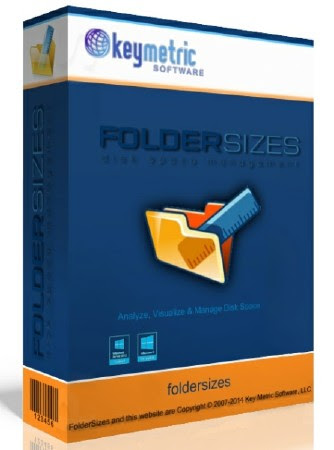 Key Metric Software FolderSizes 8.2.137 Enterprise Edition Portable Free Download