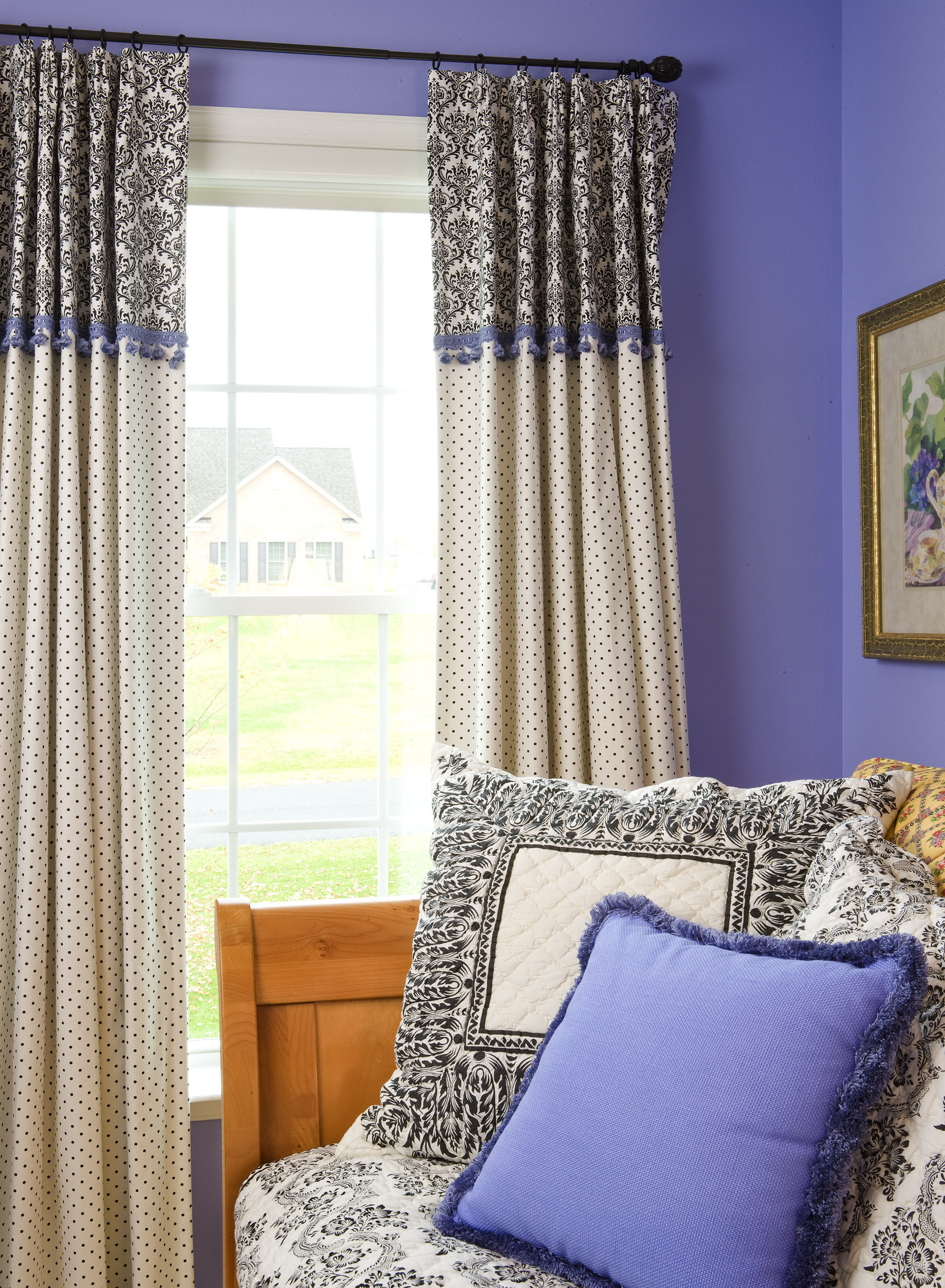 The ABC's of Decorating....T is for Terrific Window Treatment Tips ...