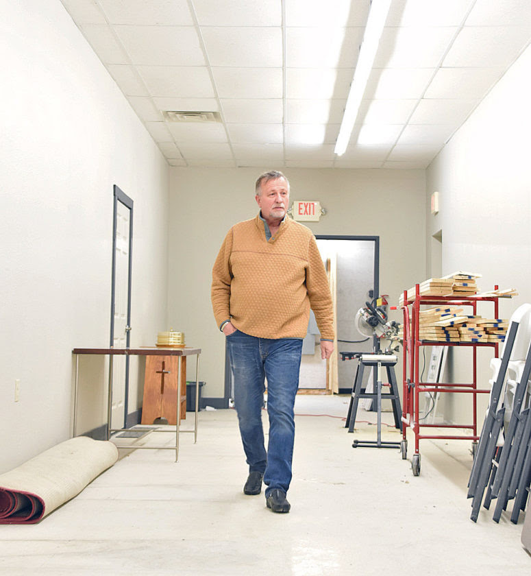 New Beginnings Church Creating A New Home In Former Store News