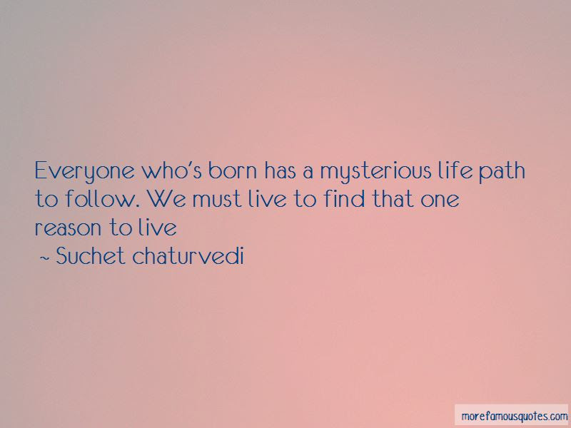 Quotes About Mysterious Life Top 44 Mysterious Life Quotes From