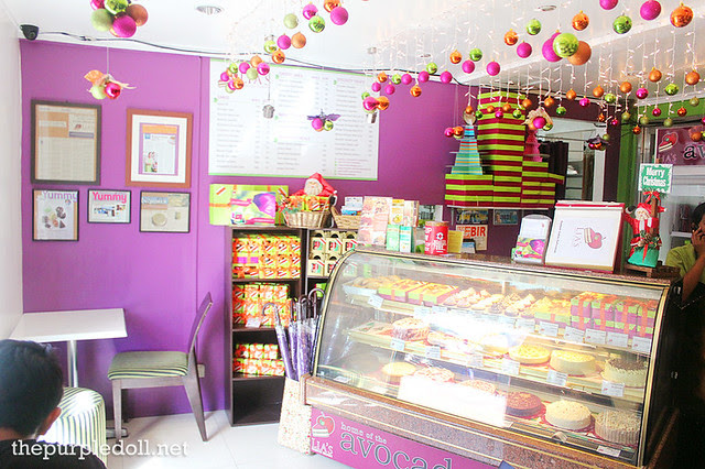 Lia's Cakes in Season at Kapitolyo