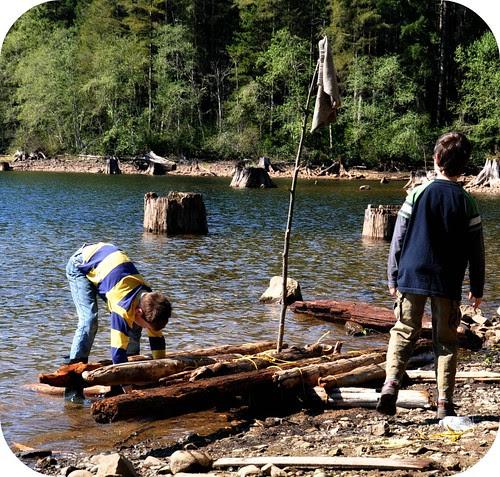 Making a Raft