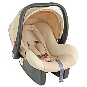 Babyschale Baby Comfort, Creme (0-13 kg)