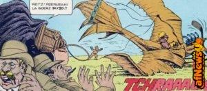 Fumetto: Il destino è fatto a pera