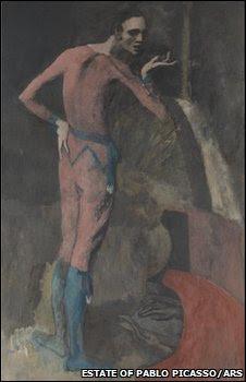 Picasso - Acrobat
