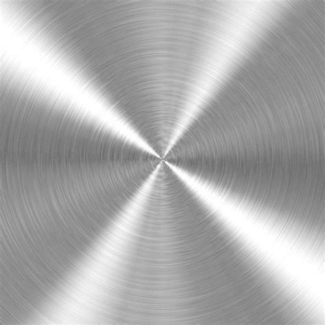 Aluminium radial brushed metal texture 09853