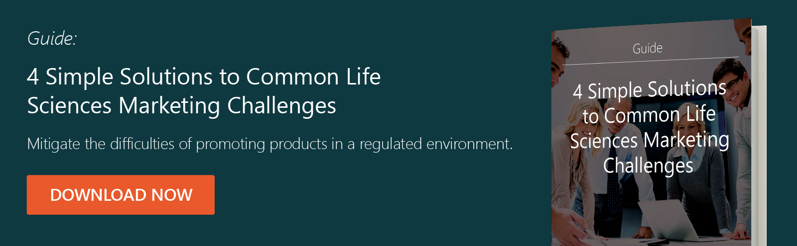 Simple Solutions to Common Life Sciences Marketing Challenges