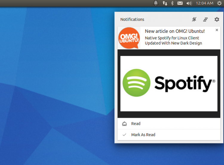 Google Chrome Aura in Ubuntu