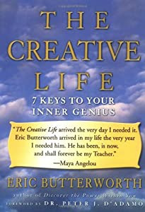 """Cover of """"The Creative Life"""""""