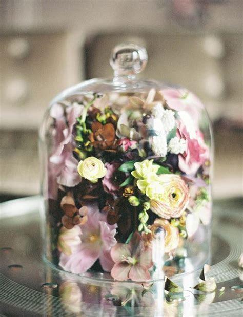 55 Gorgeous Glass Cloche Bell Jar Wedding Ideas   Wedding
