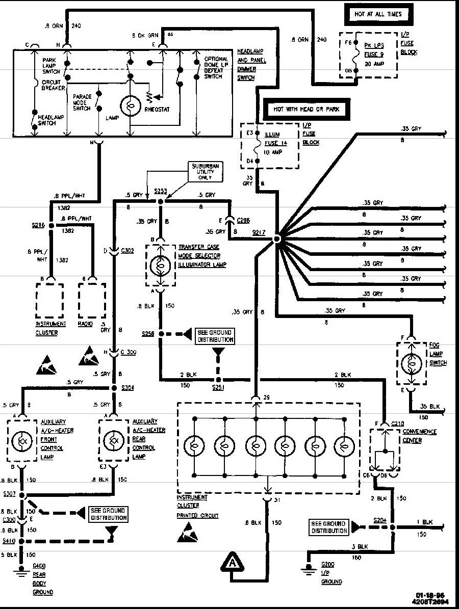 Diagram 2001 Chevy Silverado Electrical Diagram Full Version Hd Quality Electrical Diagram Diagramdamey Famigliearoma It