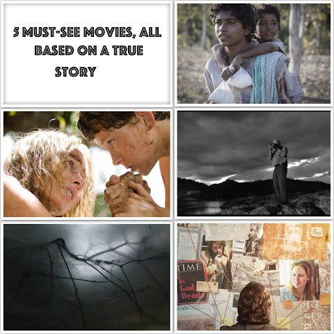 Netflix Movies Based On True Stories