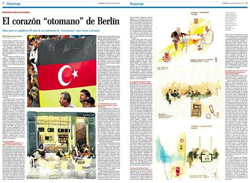 Articulo en el diario el telegrafo