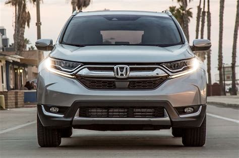 honda crv  refresh honda cars review release