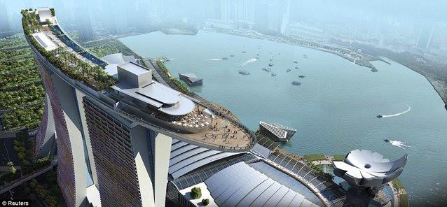 Rezervatia Marina Bay Sands