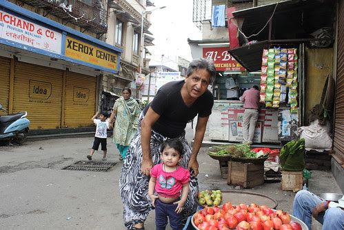 Marziya Shakir Shoots Two Upcoming Street Photographers of Bandra by firoze shakir photographerno1