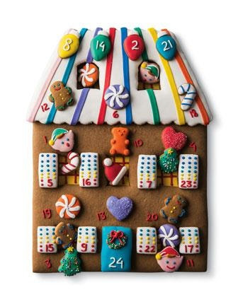 cookie advent calender