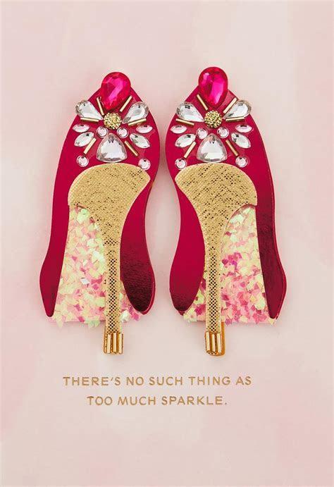 Fabulous Shoes Birthday Card   Greeting Cards   Hallmark