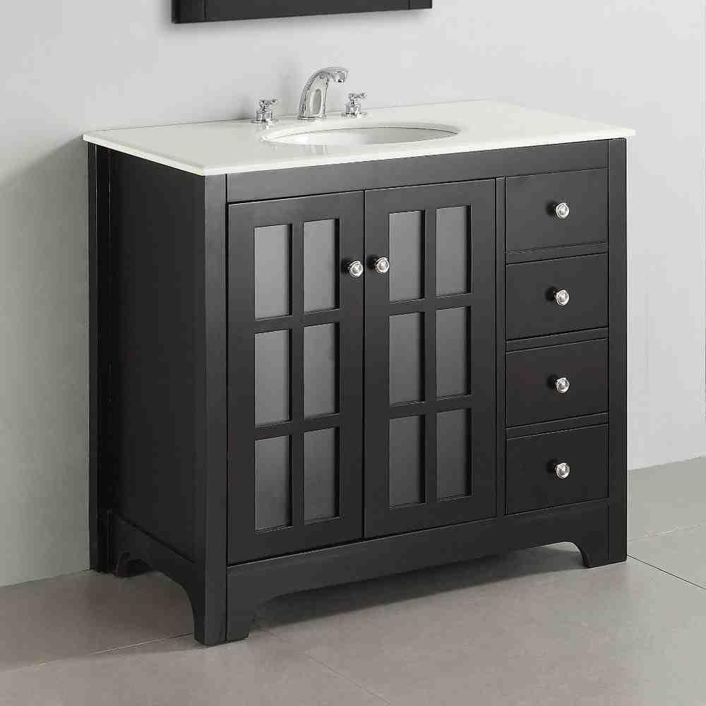 Lowes Bathroom Vanity Cabinets - Home Furniture Design