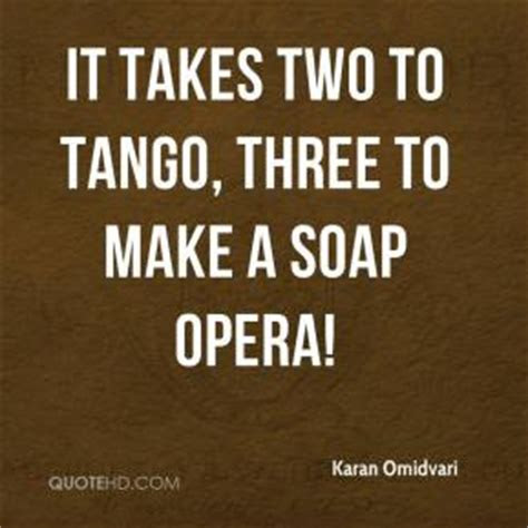 It Takes Two To Tango Love Quotes