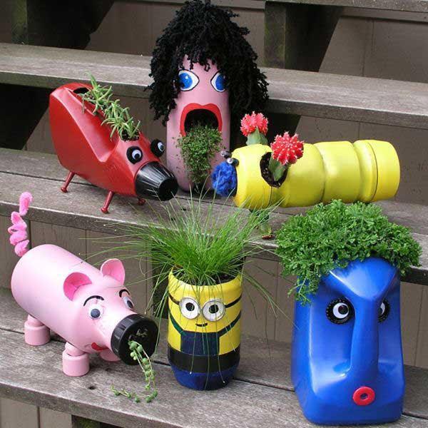 AD-Cute-DIY-Garden-Pots-23