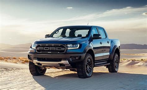 ford ranger raptor news design engines price
