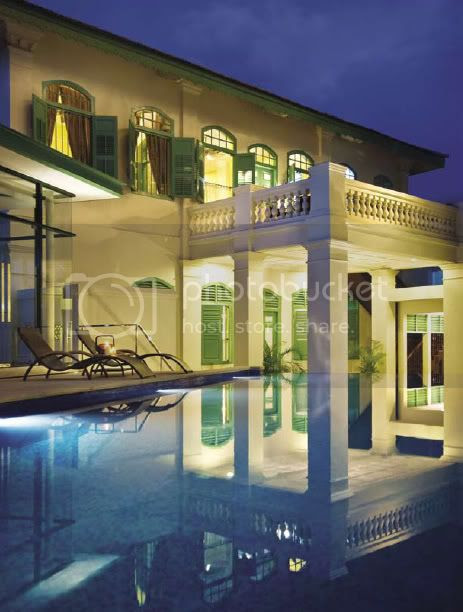Spa village malacca- the majestic malacca, pool 1