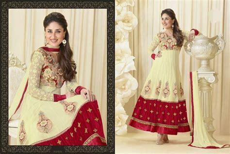 Kareena Kapoor Anarkali Dress   Designer Collection