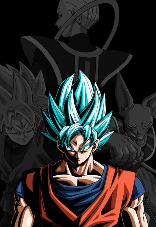Dragon Ball Super Hd Phone Wallpaper Gambarku