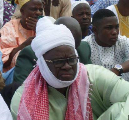 Fayose sacks Chief Press Secretary over poor coverage of his Eid El-kabir Prayers