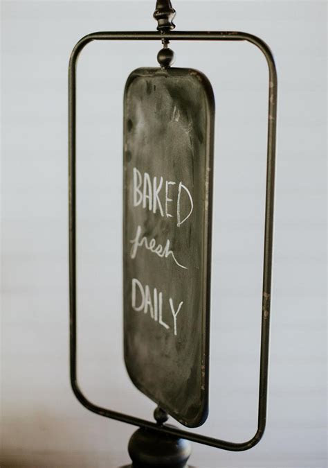 Two Sided Large Standing Chalkboard 10 x 24, Metal Frame