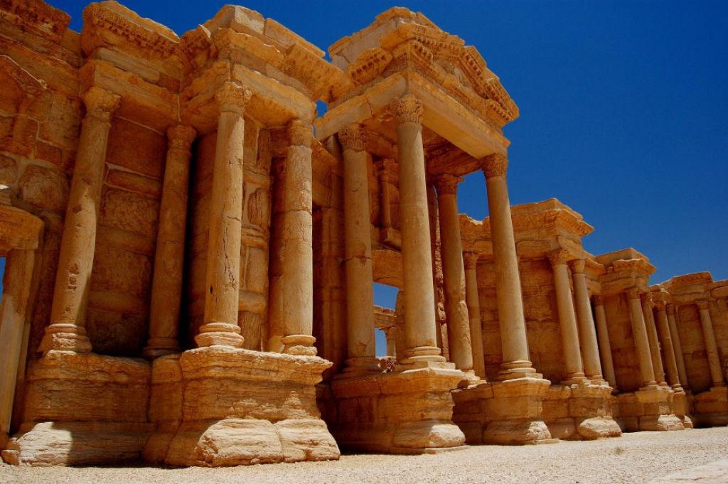 31 das mais impressionantes ruínas antigas do mundo 19