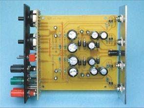LM337T đối xứng cung cấp điện đơn giản với LM317T