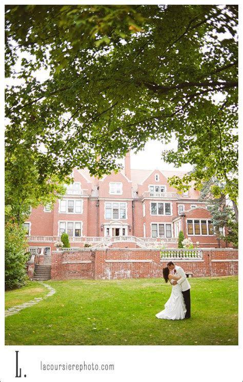 Glensheen Mansion Weddings // Greysolon Weddings Duluth MN