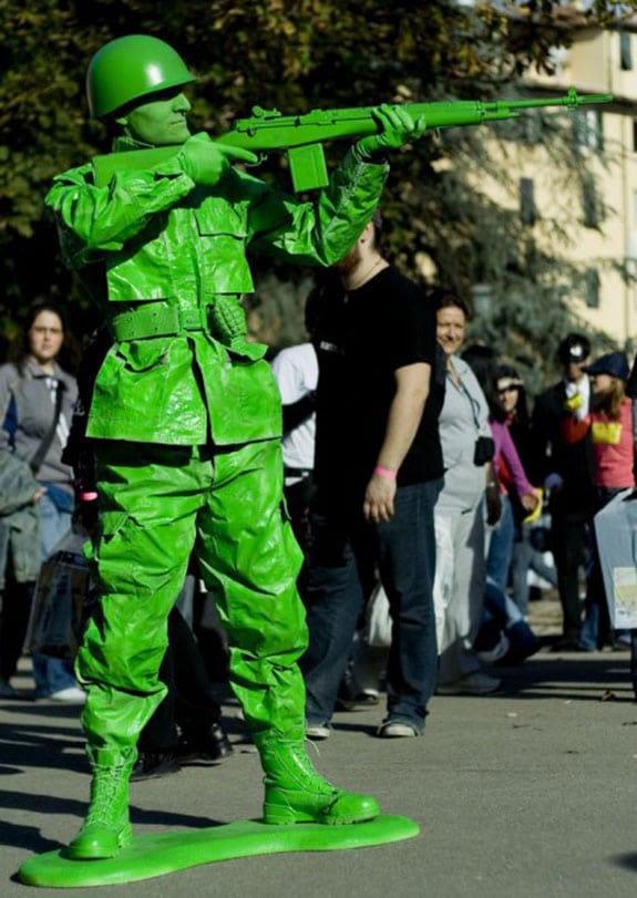 Cosplay: Toy Soldier, Soldado de juguete