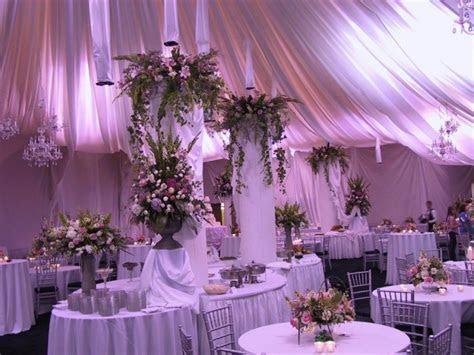 Inexpensive yet Elegant Wedding Reception Decorating Ideas