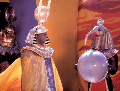 Sun Ra in Space Is the Place