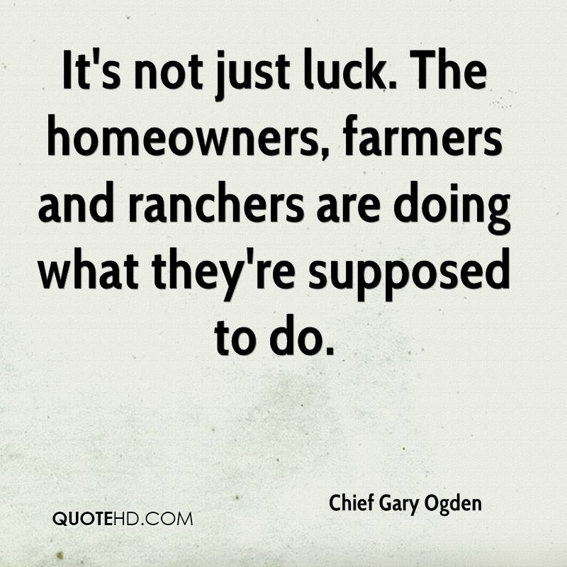 Chief Gary Ogden Quotes Quotehd