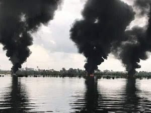 Nigerian govt identifies 11 sources of soot in Rivers