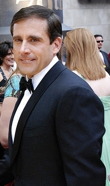 Steve Carell at the 2007 Academy Awards