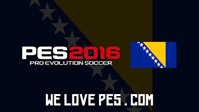 Bosnia & Herzegovina | Real Names | Players | PES 2016