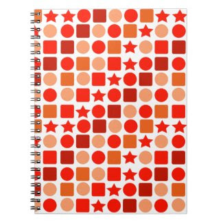 Orange-Flavored Geometrics on Notebook