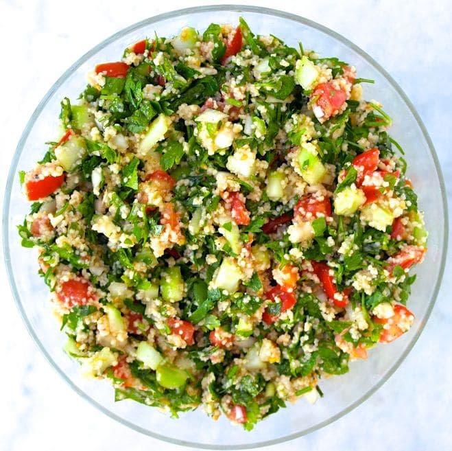 Classic Tabbouleh Salad