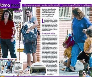 Identificada la madre de los hijos de Hugo Silva_MEDIA_1