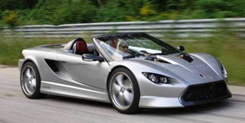 4. Zenvo ST1 Top 10 Most Expensive Cars   2012