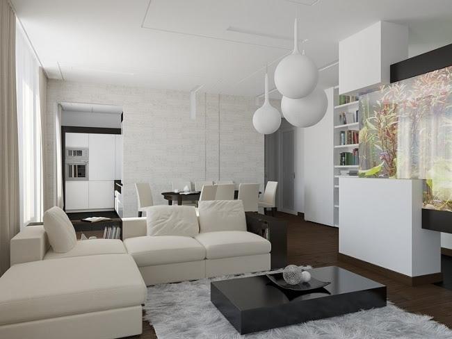 Wohnzimmer einrichten neutrale Farben schlicht