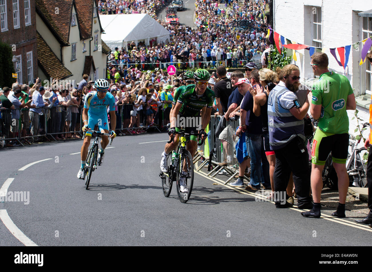Image result for tour de france cycle race finchingfield pictures