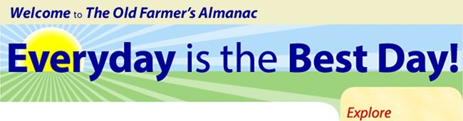 Columbia mountain times old farmer 39 s almanac companion for Farmers almanac best fishing days